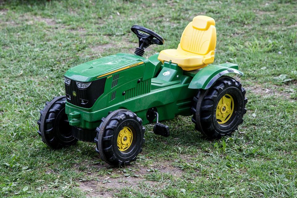 tracteur pour enfant